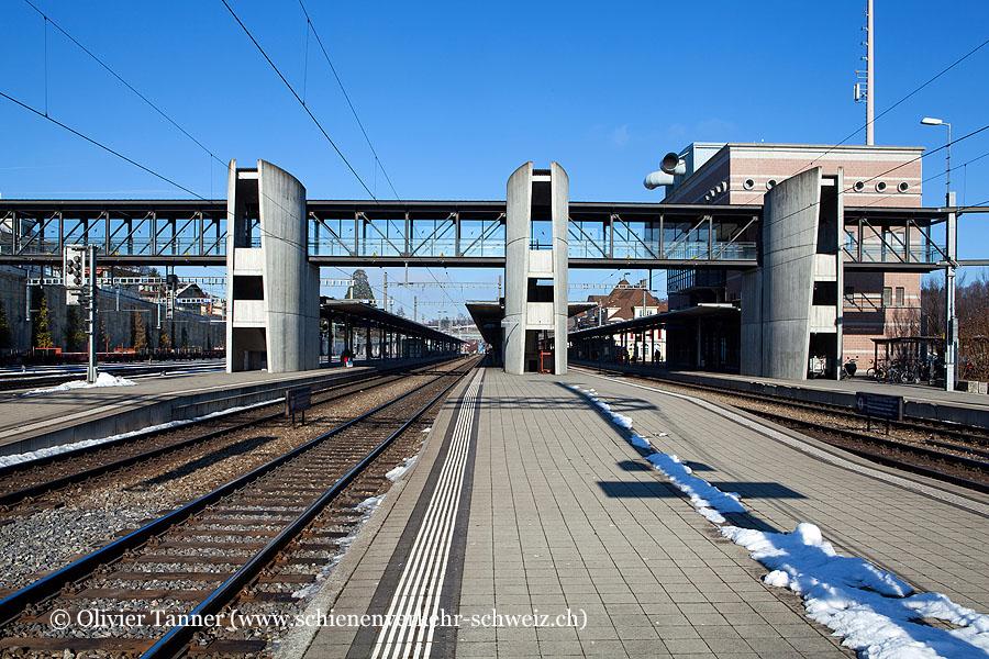 "Bahnhof ""Spiez"""