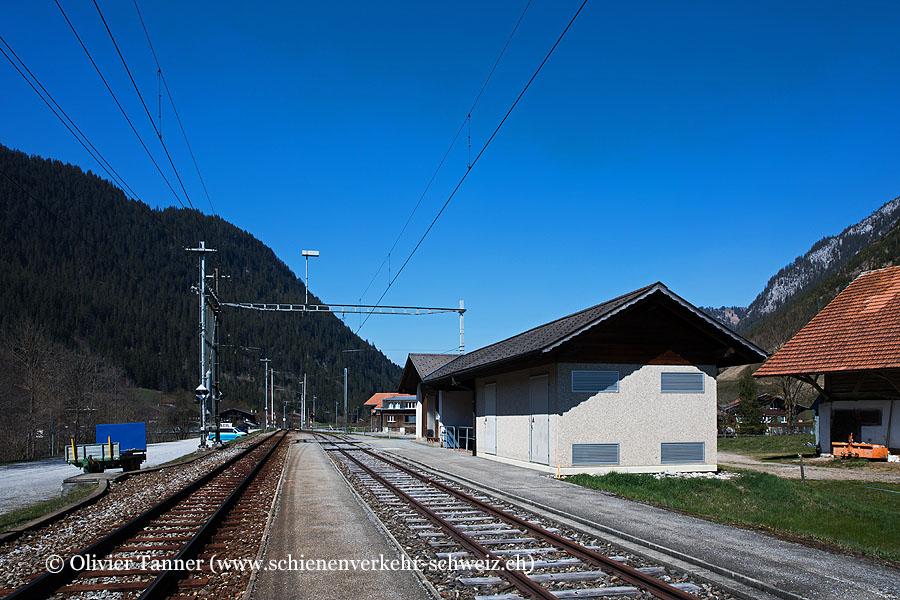 """Bahnhof """"Stöckli"""""""