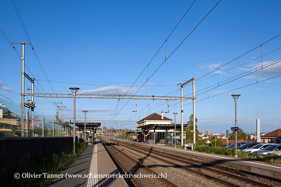 "Bahnhof ""St-Blaise CFF"""