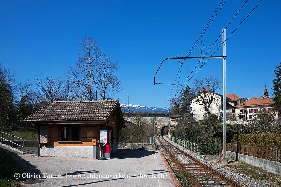 "Bahnhof ""St-Eloi"""