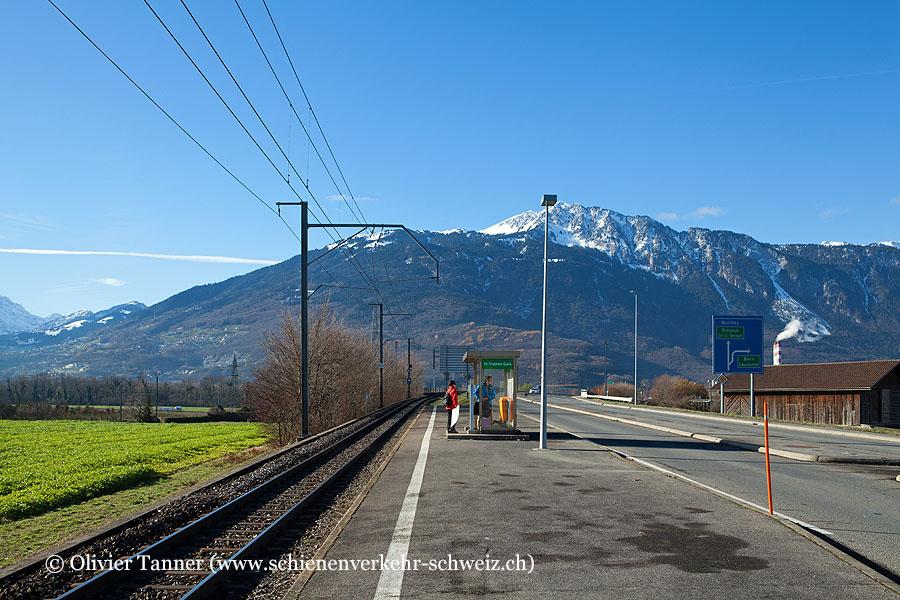 "Bahnhof ""St-Triphon-Gare"""