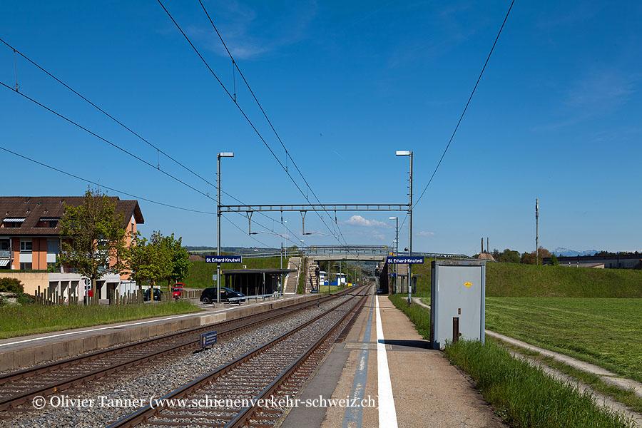 "Bahnhof ""St. Erhard-Knutwil"""