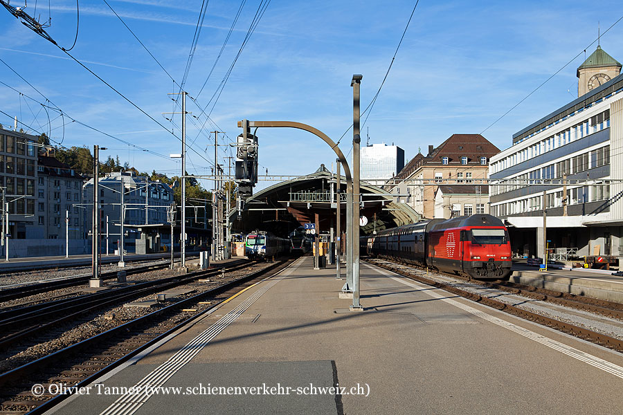 """Bahnhof """"St. Gallen"""""""