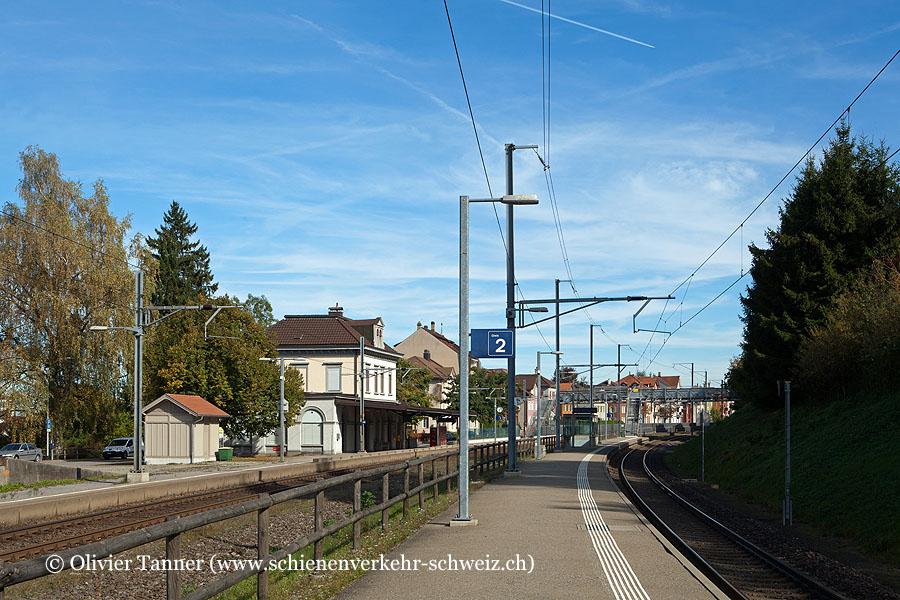 """Bahnhof """"St. Gallen Bruggen"""""""