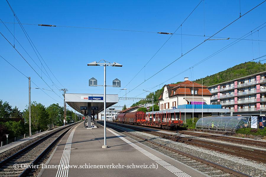"""Bahnhof """"St. Gallen Haggen"""""""