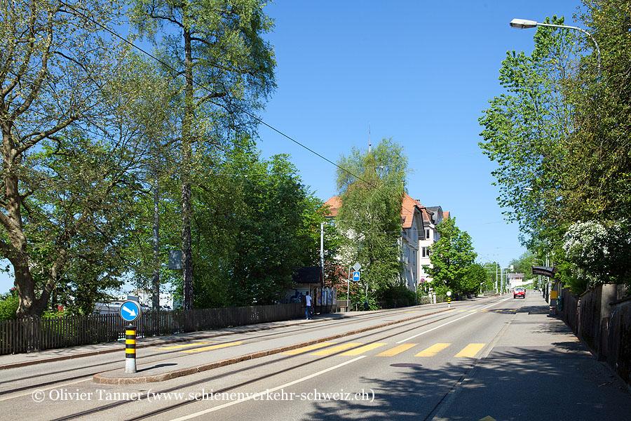 "Bahnhof ""St. Gallen Schülerhaus"""