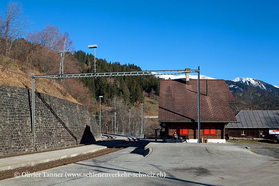 "Bahnhof ""St. Peter-Molinis"""