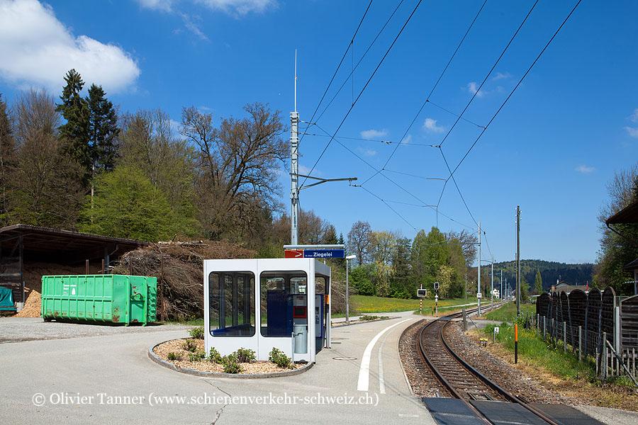"""Bahnhof """"St. Urban Ziegelei"""""""