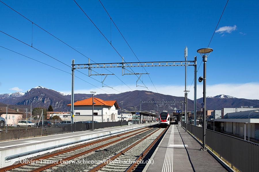 """Bahnhof """"Stabio"""""""