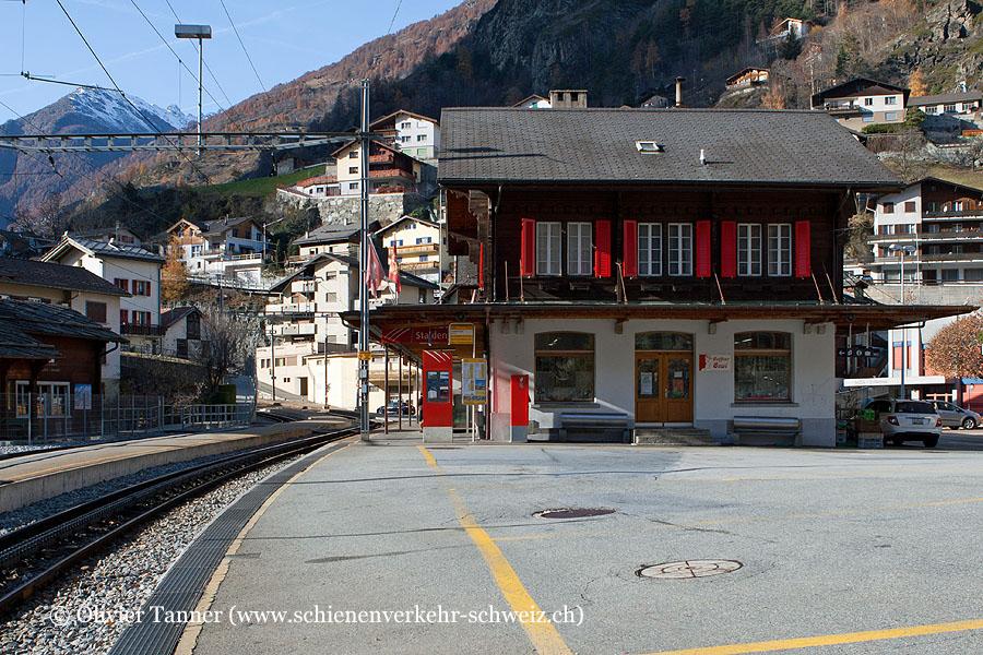 "Bahnhof ""Stalden-Saas"""