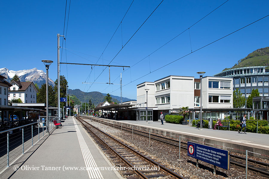 "Bahnhof ""Stans"""