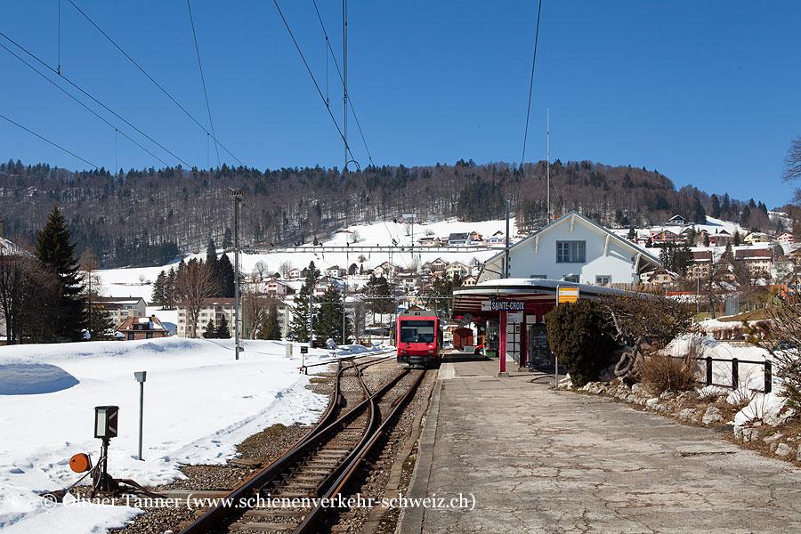 "Bahnhof ""Ste-Croix"""
