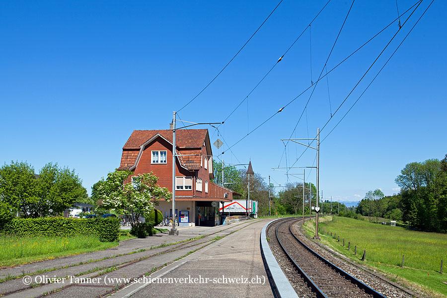 """Bahnhof """"Steinebrunn"""""""