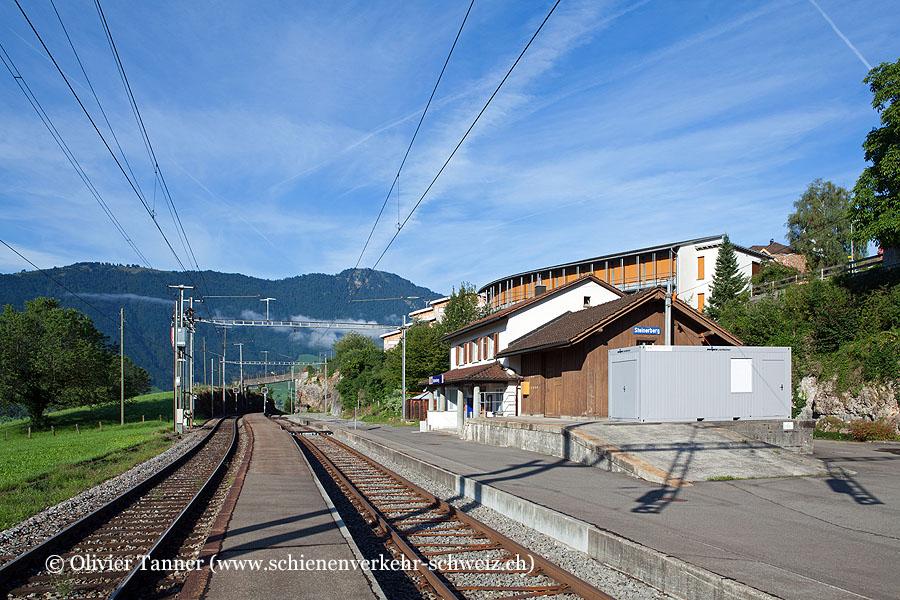 """Bahnhof """"Steinerberg"""""""