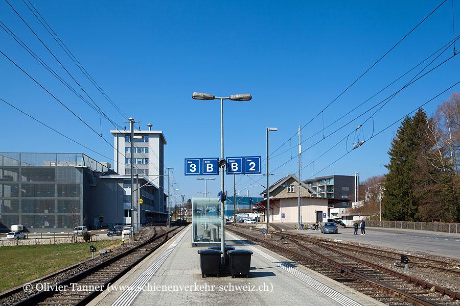 """Bahnhof """"Steinhausen"""""""