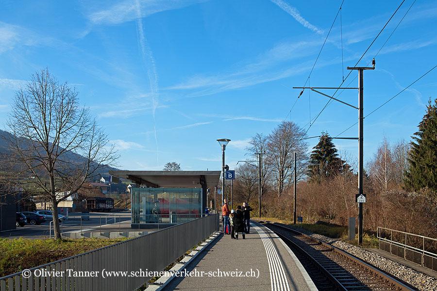 "Bahnhof ""Steinmaur"""