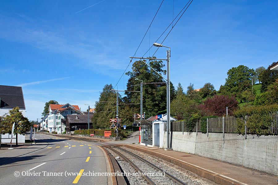 """Bahnhof """"Sternen bei Teufen"""""""