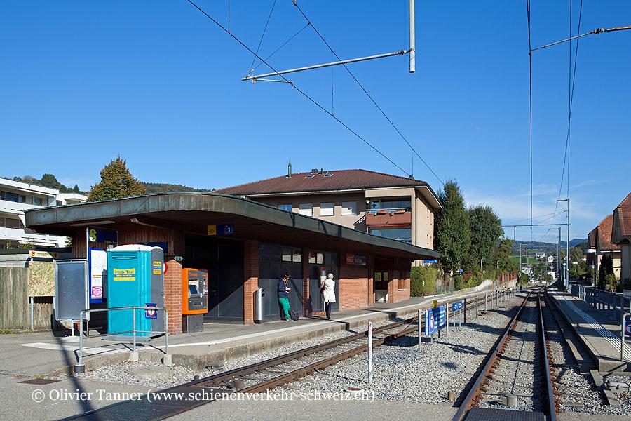 "Bahnhof ""Stettlen"""