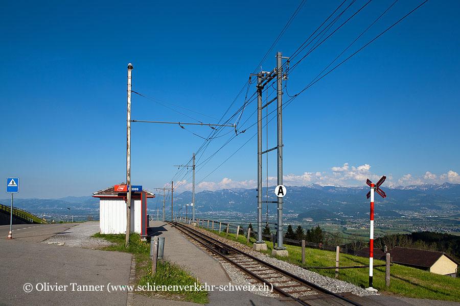 """Bahnhof """"Stoss AR"""""""
