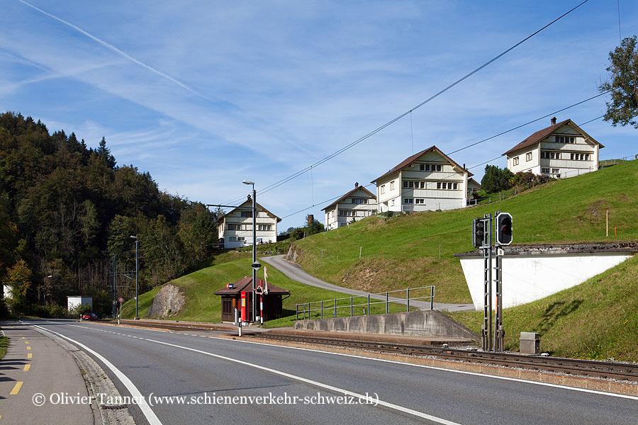 """Bahnhof """"Strahlholz"""""""