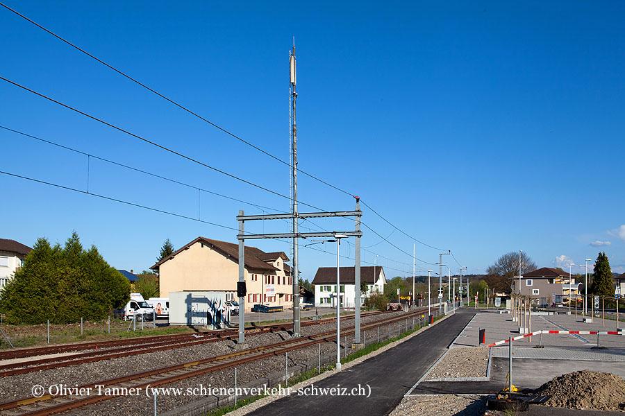 """Bahnhof """"Subingen"""""""