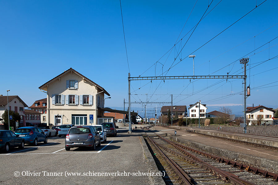 "Bahnhof ""Sugiez"""
