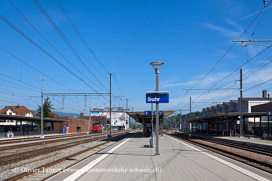 "Bahnhof ""Suhr"""