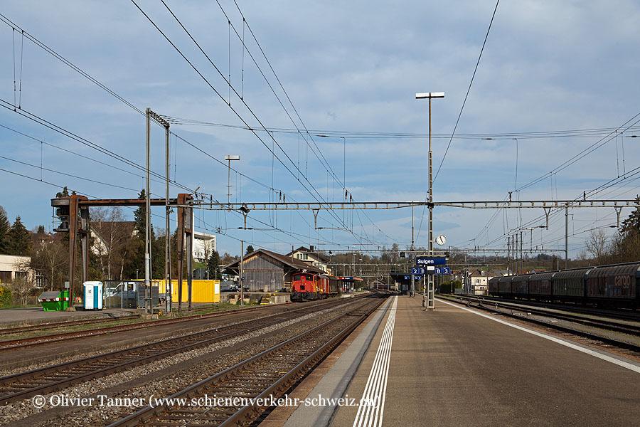 "Bahnhof ""Sulgen"""