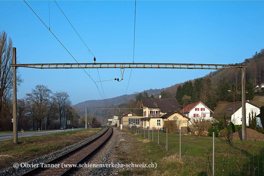"""Bahnhof """"Sulz"""""""