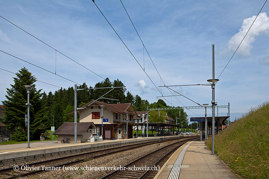 "Bahnhof ""Tägertschi"""