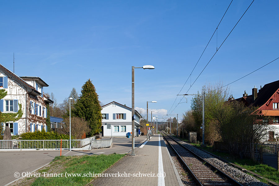 """Bahnhof """"Tann-Dürnten"""""""