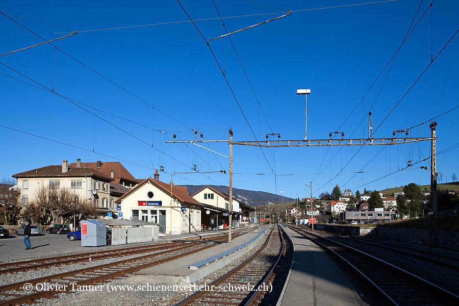 "Bahnhof ""Tavannes"""