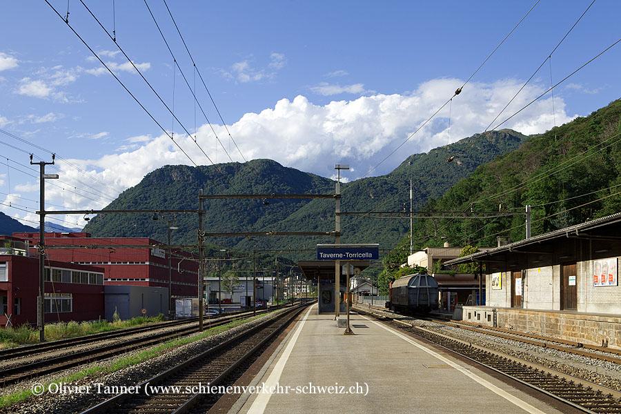 "Bahnhof ""Taverne-Torricella"""