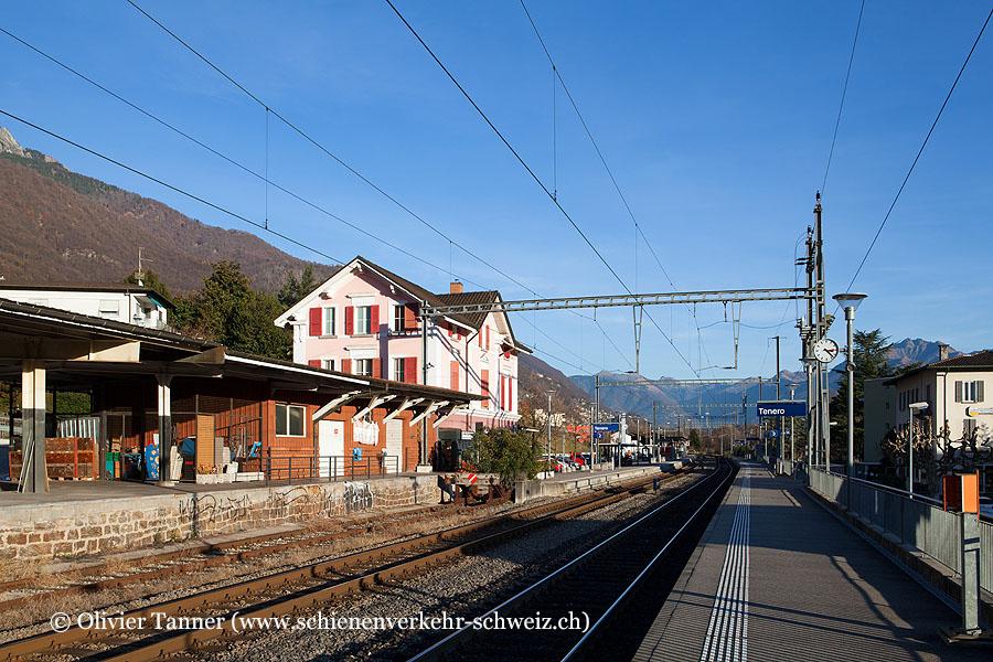 "Bahnhof ""Tenero"""