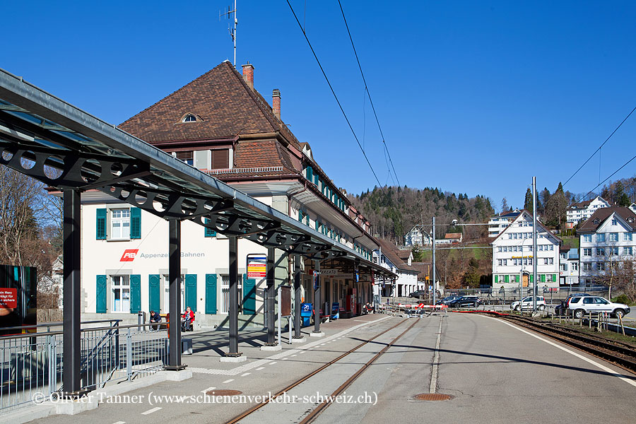"Bahnhof ""Teufen"""