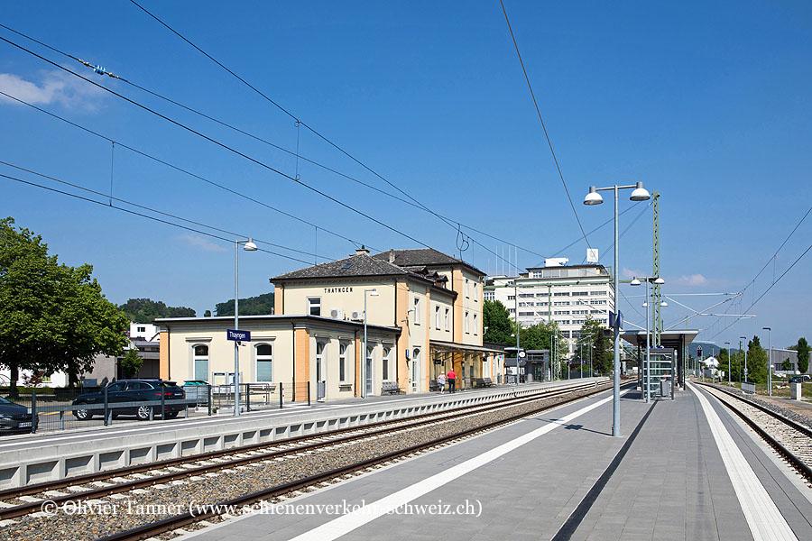 "Bahnhof ""Thayngen"""
