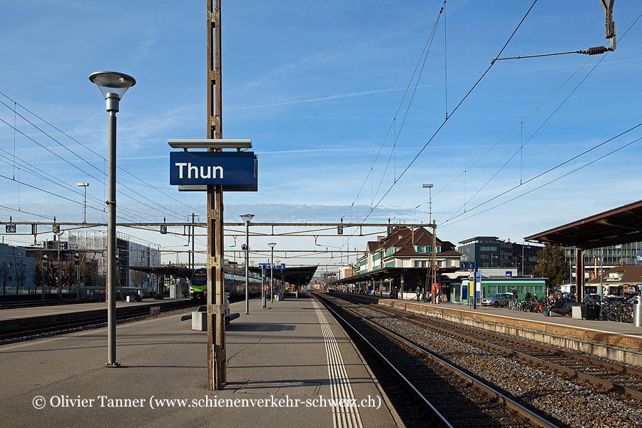 """Bahnhof """"Thun"""""""