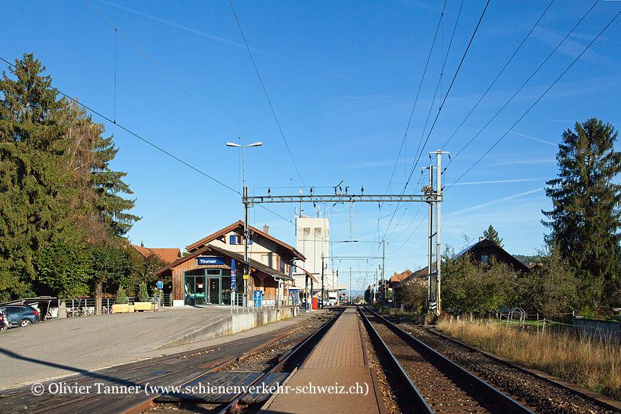 """Bahnhof """"Thurnen"""""""