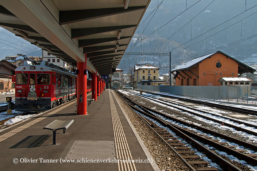 "Bahnhof ""Tirano"""