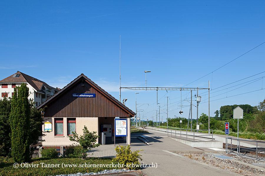 """Bahnhof """"Tobel-Affeltrangen"""""""