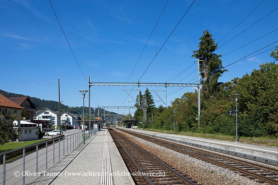 """Bahnhof """"Toffen"""""""
