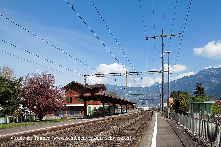 "Bahnhof ""Trübbach"""