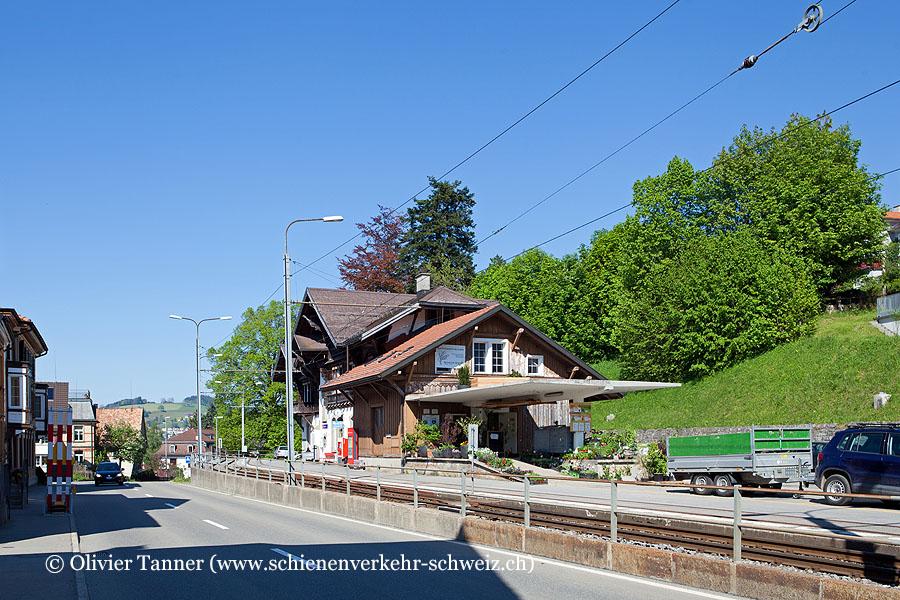 """Bahnhof """"Trogen"""""""