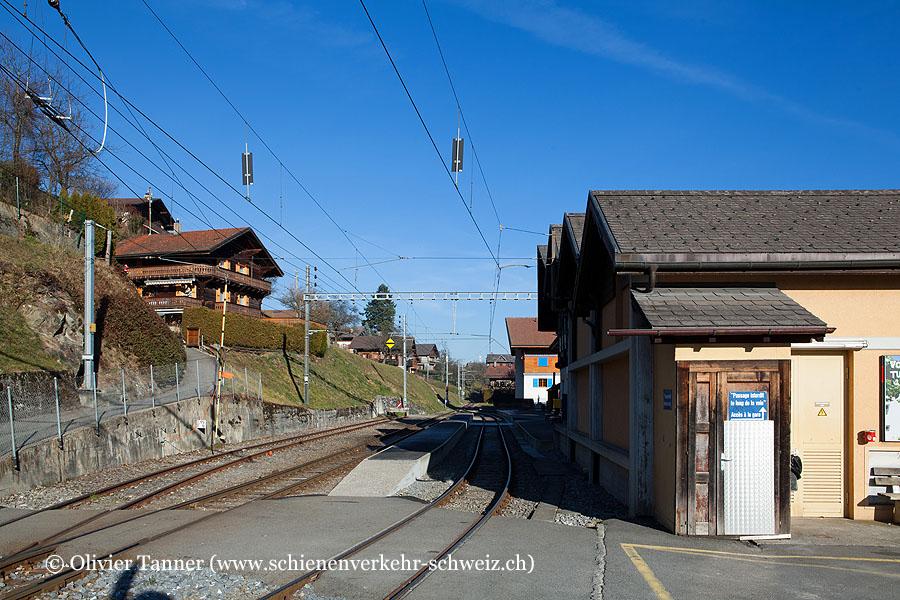 "Bahnhof ""Troistorrents"""