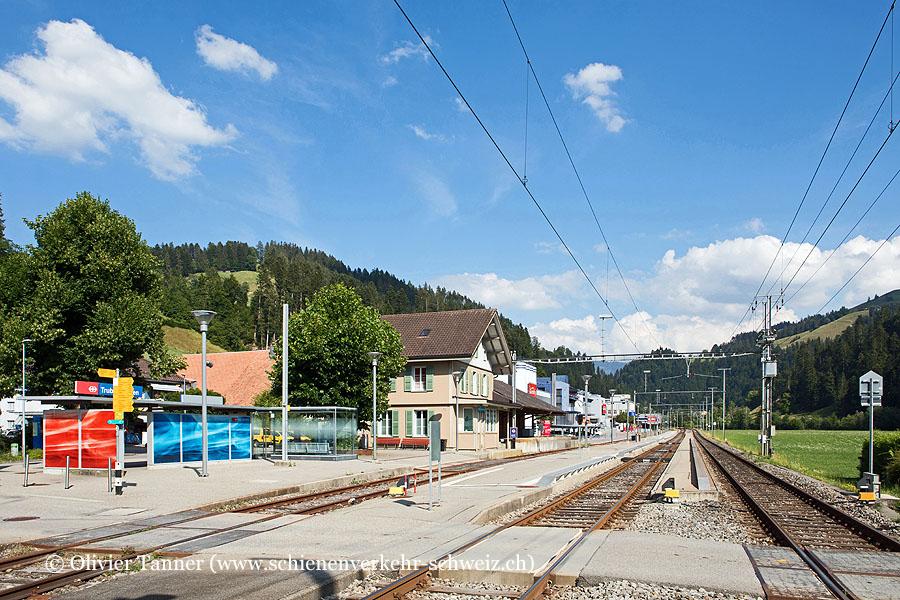 """Bahnhof """"Trubschachen"""""""