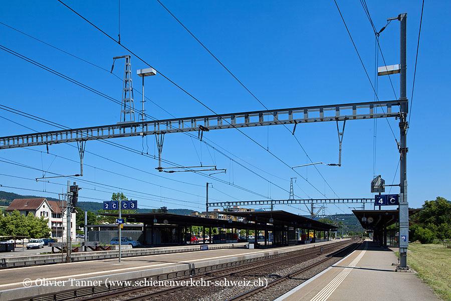 "Bahnhof ""Turgi"""