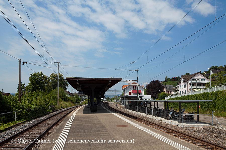 """Bahnhof """"Uerikon"""""""