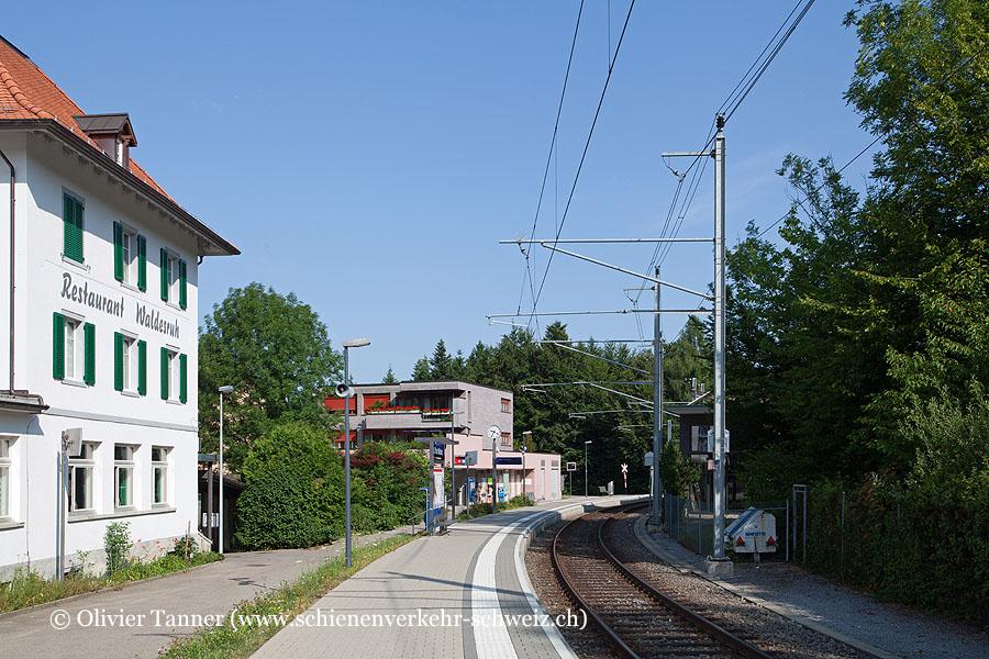 """Bahnhof """"Uitikon Waldegg"""""""