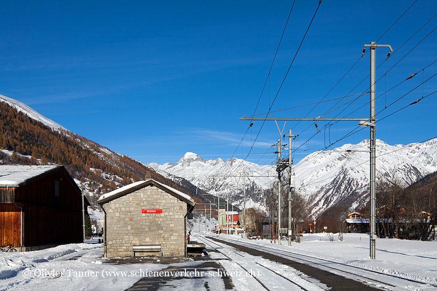 """Bahnhof """"Ulrichen"""""""