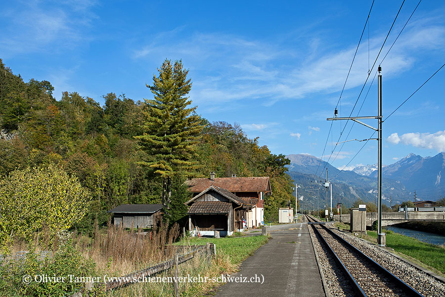 "Bahnhof ""Unterbach"""